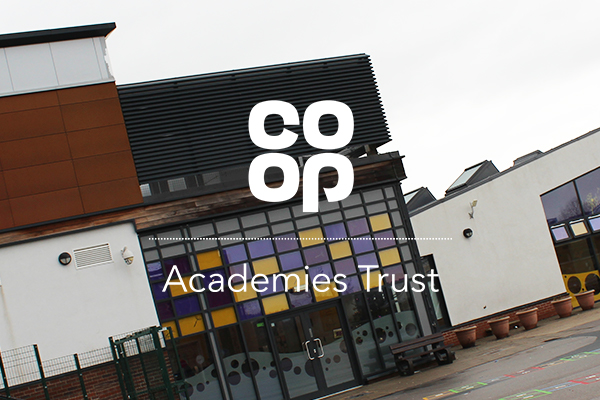 We joined Co-op Academies Trust on the 1st February