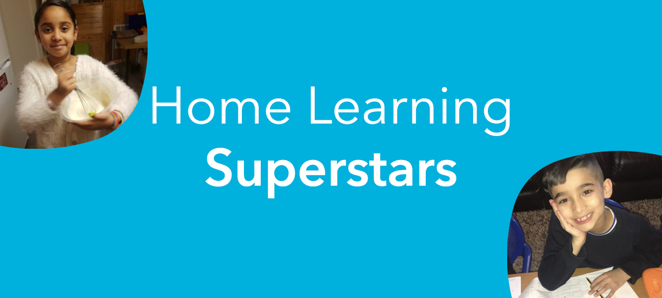 Home Learning Superstars