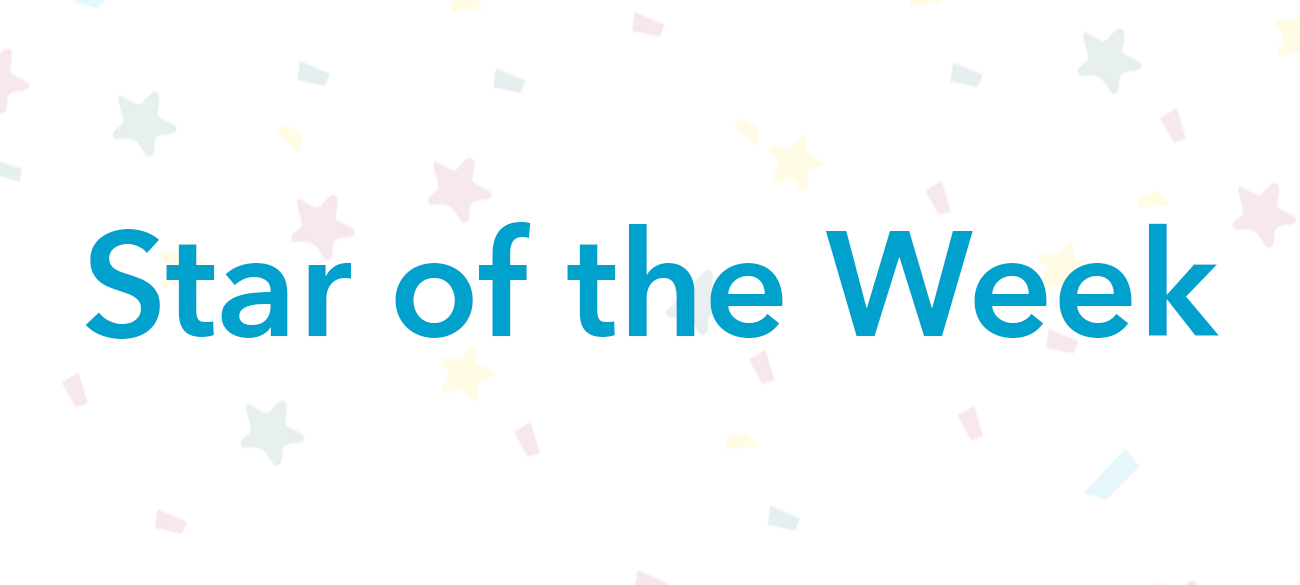 Star of the Week: 13 November